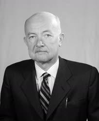 Kitüntetés - 1961-es Kossuth-díjasok - Dr. Donhoffer Szilárd