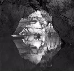 Természet-környezet - Az Aggteleki-cseppkőbarlang