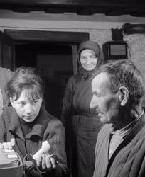 Kultúra - Flórklór - Népmesegyűjtés Vas megyében