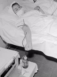 Egészségügy - Véradás