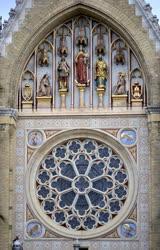Egyházi épület - Budapest - Szent Erzsébet-plébániatemplom