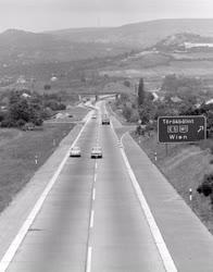 Természet-környezet - Az M7-es autópálya