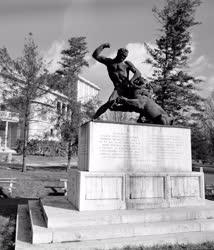 Városkép - Kaposvár - A 44-es gyalogezred emlékműve