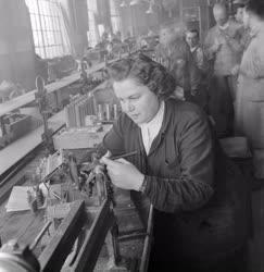 Ipar - A Standard Gyár dolgozója