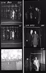 Külkapcsolat - Mokép album - Szovjet filmdelegáció