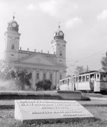 Városkép-életkép - A debreceni nagytemplom