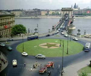 Budapest - Clark Ádám tér