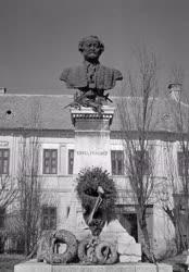 Emlékmű - Erkel Ferenc-szobor