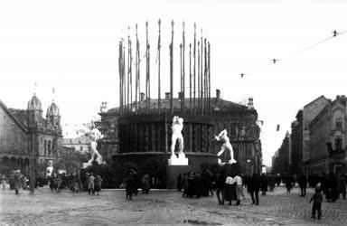 Ünnep - Május elseje 1919-ben
