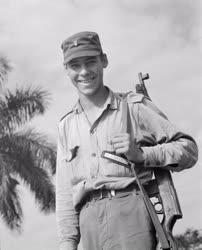 Kuba - Milicista