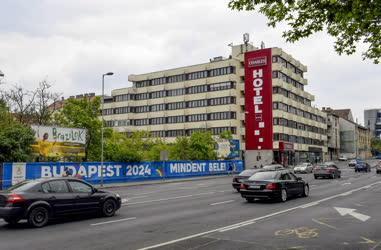 Épületfotó - Budapest - Hotel Charles