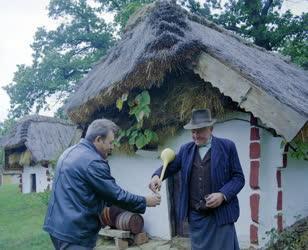 Folklór - A cáki pincesor