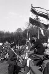 Belpolitika - Kezdődik az Úttörővasút építése