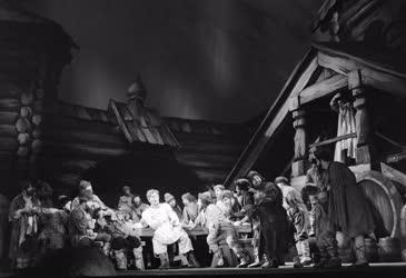 Kultúra - Opera - Borodin: Igor herceg