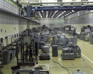 Ipar - Csepel Szerszámgépgyár