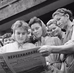 Külpolitika - SZKP XII. Kongresszusa