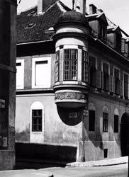 Városkép - Lakóház a Budai Várban