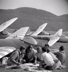 Repülősport - Hobbi - Harminc éves a MÁV Repülő Klub