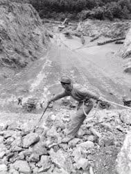 Bányászat - Dolomitbányászat