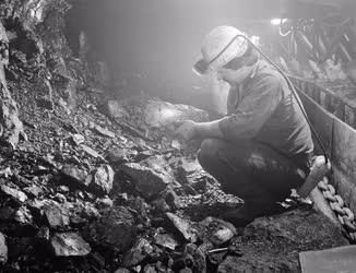 Ipar - Bányászat - Márkus-hegyi szénbánya