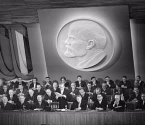 Belpolitika - MSZMP VIII. kongresszusa