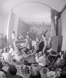 Kultúra - Zene - A Benkó Dixieland Band klubja
