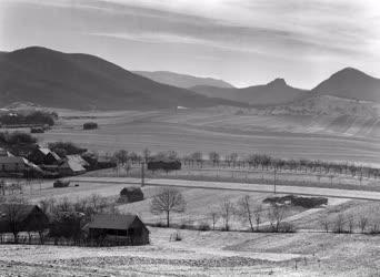 Táj - Téli képek a Bükk hegységben