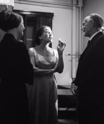 Kultúra - Budapesti Zenei Hetek  - Fischer Annie hangversenye
