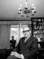 Várkonyi  Zoltán Kossuth-díjas színész, rendező