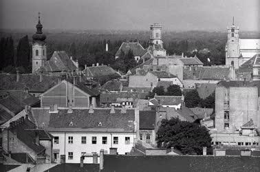 Városkép-életkép - Győr látképe