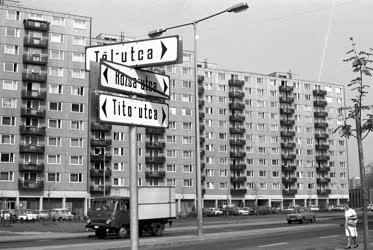 Évforduló - Tito utca Budapesten