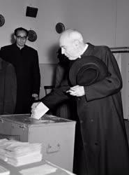 Belpolitika - Országgyűlési és tanácsválasztások