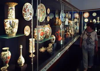 Kultúra - Pécs - A Gyugyi-gyűjtemény részlete