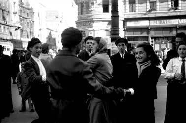 Belpolitika - Az első tanácsválasztás hazánkban