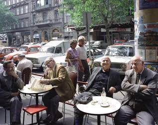 Budapesti képek - Terézváros - Pesti Broadway
