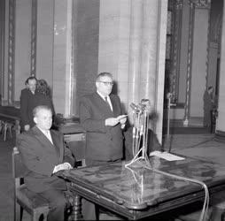 Belpolitika - Kossuth-díjak átadása