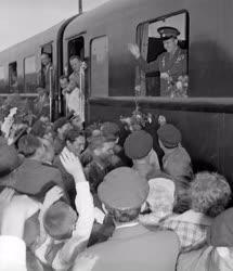 Ünnep - Augusztus 20. - Jurij Gagarin Dombóváron