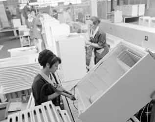 Ipar - Hűtőgépgyártás - Abszorpciós rendszerű hűtőszekr