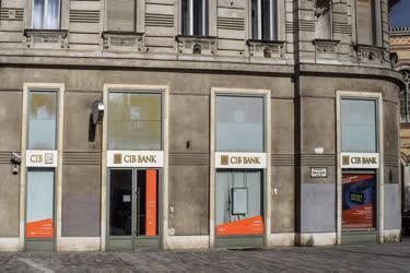 Városkép - Budapest - CIB Bank