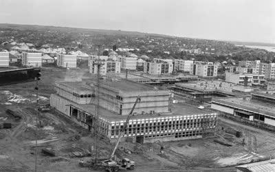Építkezés - Művelődési Központ épül Pakson