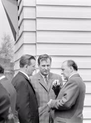Belpolitika - Kádár János és Megyeri Károly