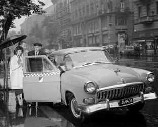 Közlekedés - Budapest - Taxi