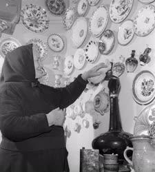 Kultúra - Művészet - Iparművészet - Múzeum egy békéscsabai konyhában