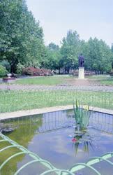 Városkép - A ceglédi Lenin-szobor