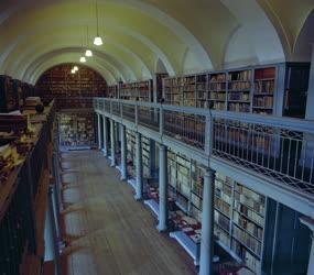 Kultúra - A Református Kollégium könyvtára