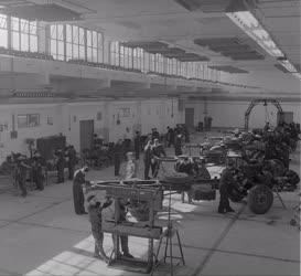 Oktatás - Autóipari tanuló intézet