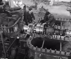 Ipar - Magyar tervezésű gőzturbina készül a Láng Gépgyárban