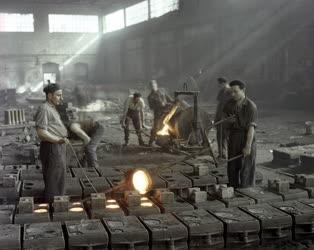 Ipar -  Gábor Áron Vasöntöde és Gépgyár