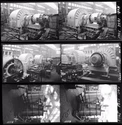 Ipar - Trafók és generátorok