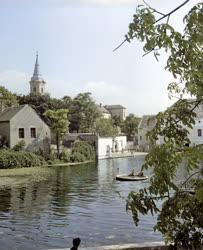 Városkép - Tapolca - Malom-tó